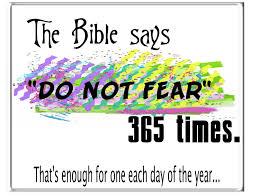 """Day 1 Fear Not: the Lord, Creator and Savior, calls you by name to say, """"You'remine!"""""""