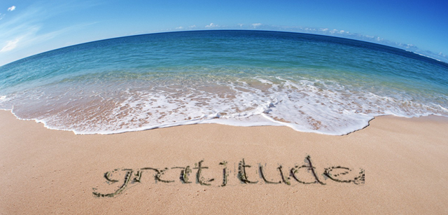 Gratitude – 09th December2015