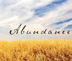 abundamce