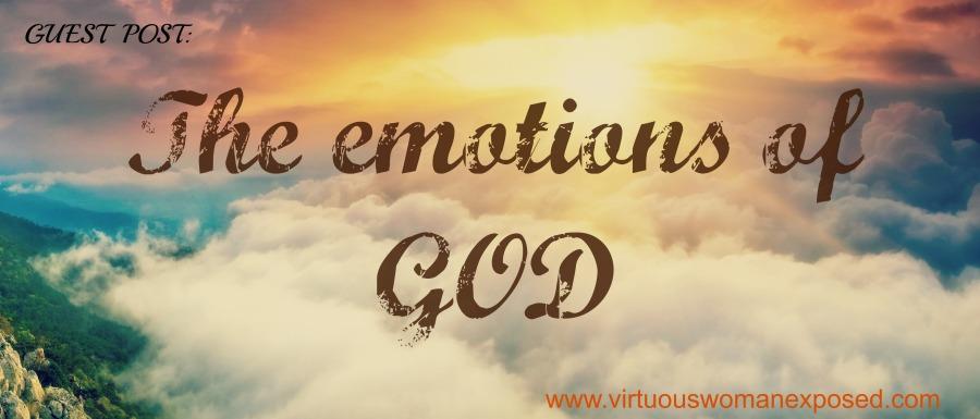 Does God FeelEmotions?